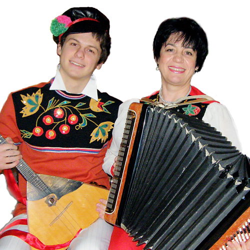 Натали и Иван Ламм